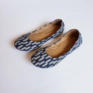 Lucky Brand Ballet Flats slippers slip on